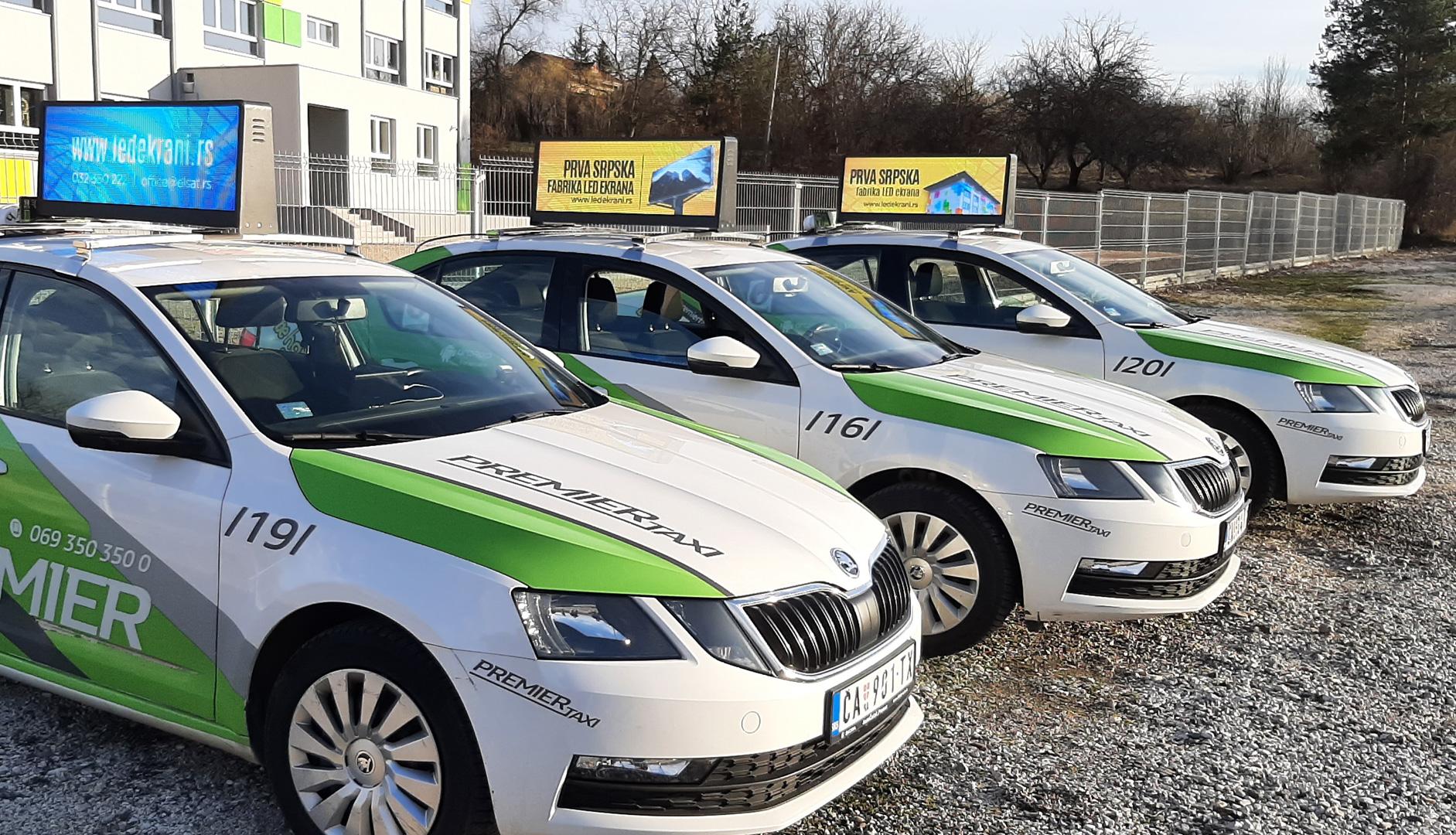 premier taxi